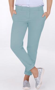Trousers LeNata 11571 mentol