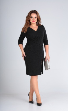 Dress Andrea Style 00222 chern