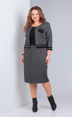 Dress Andrea Style 00229 ser + chern