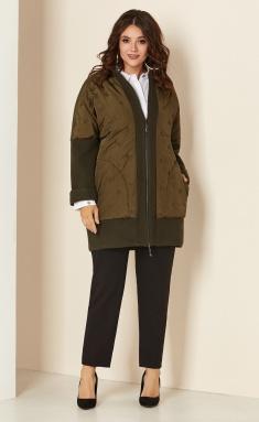 Jacket Andrea Style 00275 xaki