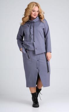 Suit Ollsy 00013 sero-sinij