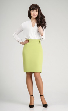 Skirt SWALLOW 0027 oliv
