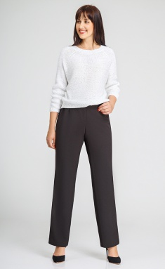 Trousers SWALLOW 0030 chern