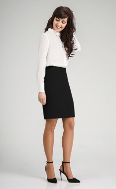 Skirt SWALLOW 0031 chern