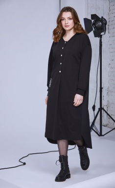 Dress Andrea Style 0337 chern