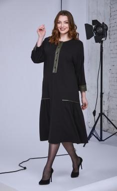 Dress Andrea Style 0342 chern s xaki