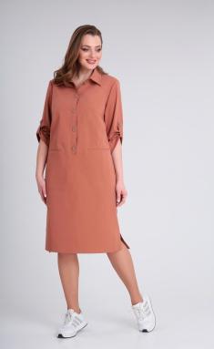 Dress Sale 0348 kirpichnyj