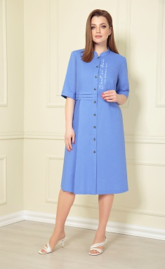 Dress Andrea Style 0361/11 vasilek