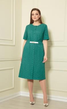Dress Andrea Style 0367 izumrud
