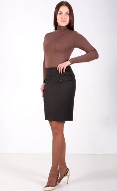 Skirt SWALLOW 039 chern