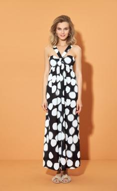 Dress DiLia Fashion 0494 ch/b