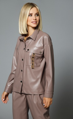 Blouse DiLia Fashion 0508 t.bezh