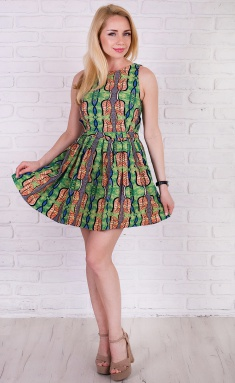 Dress Avila 0609 zel