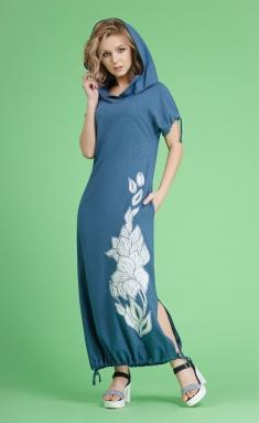 Dress Euromoda 080 sin