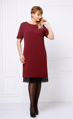 Dress SWALLOW 0085 bord