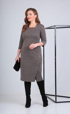 Dress Viola Style 0887 bronz