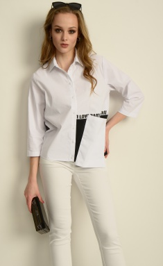 Shirt MAX 1-024 Bl