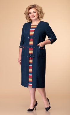Dress ROMANOVICH 1-051-1