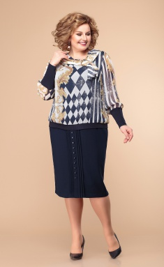 Dress ROMANOVICH 1-1048