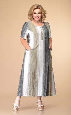 Dress ROMANOVICH 1-2023