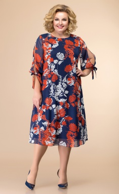 Dress ROMANOVICH 1-2043