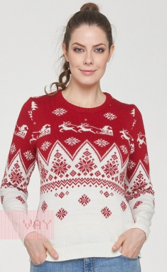 Jumper Newvay 182-4816 mol/krasn