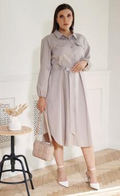 Dress BegiModa 1006 pesochnyj