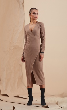 Dress RaMi 5077 bezh