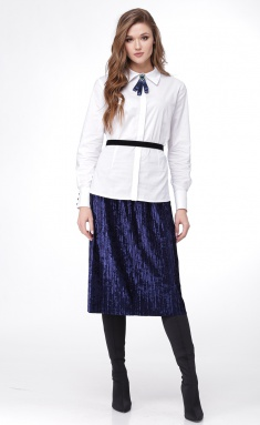Skirt Ladis Line 1016s