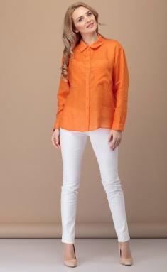 Shirt Flovia 01020 oranzh