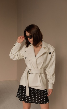 Jacket MilMil 1023WH Chikago