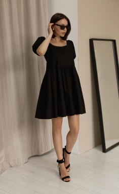 Dress MilMil 1025BK Kuba