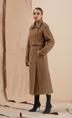 Coat RaMi 1067 bezh