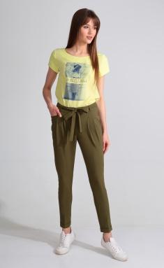 Trousers Golden Valley 1041 Xaki