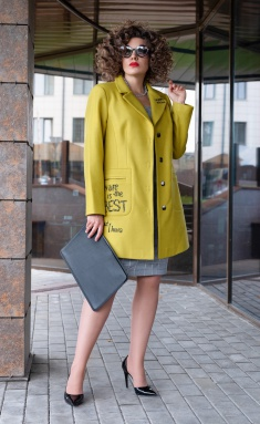 Coat Erika Style Collection 1054