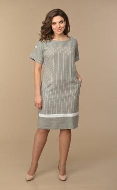 Dress Lady Style Classic 1054 zel