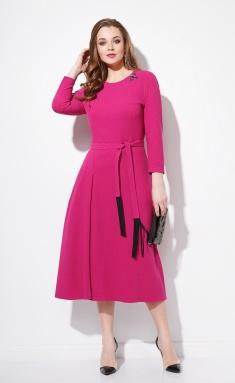 Dress Anna Majewska M-1058 Pink
