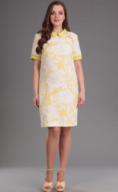 Dress Lady Style Classic Outlet 1063 zhelt