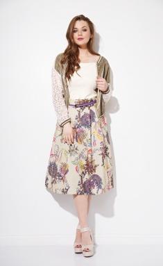 Skirt Anna Majewska M-1076 Sahara