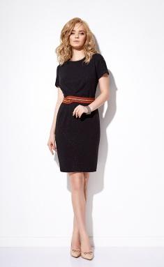 Dress Anna Majewska M-1089 Black