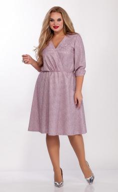 Dress Belinga 1097 rozovyj