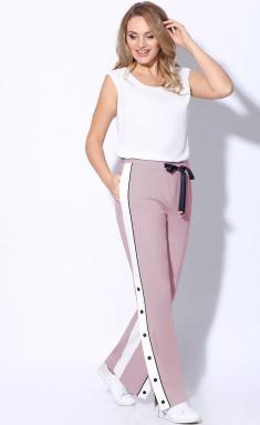 Trousers LeNata 11003 pep.roz