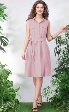 Dress LeNata 11016 pudr 42-48