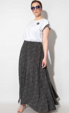 Dress SOVA 11138 bel/chern