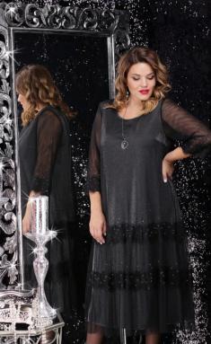 Dress LeNata 11064 chern