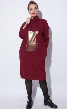 Dress SOVA 11069 bord