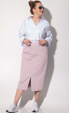 Skirt SOVA 11083 roz