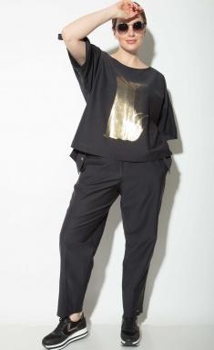 Suit SOVA 11095 chernyj
