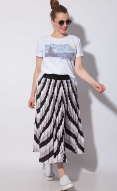 Skirt SOVA 11096 multi