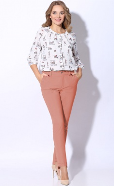 Trousers LeNata 11098 roz